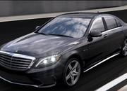 2014 Mercedes S63 AMG Configurator Launched - image 548211
