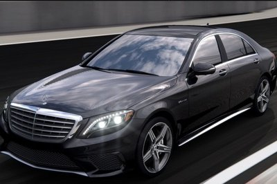 2014 Mercedes S63 AMG Configurator Launched Exterior - image 548211