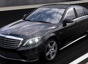 2014 Mercedes S63 AMG Configurator Launched - image 548212