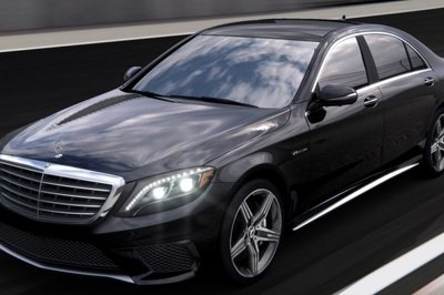 2014 Mercedes S63 AMG Configurator Launched Exterior - image 548212