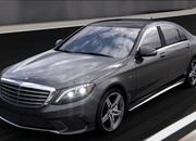 2014 Mercedes S63 AMG Configurator Launched - image 548213