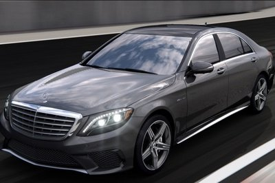 2014 Mercedes S63 AMG Configurator Launched Exterior - image 548213