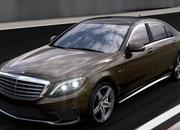 2014 Mercedes S63 AMG Configurator Launched - image 548214
