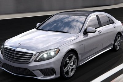 2014 Mercedes S63 AMG Configurator Launched Exterior - image 548215