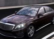 2014 Mercedes S63 AMG Configurator Launched - image 548216