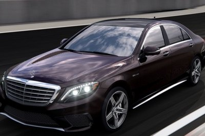2014 Mercedes S63 AMG Configurator Launched Exterior - image 548216