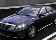 2014 Mercedes S63 AMG Configurator Launched - image 548217