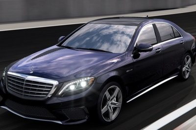 2014 Mercedes S63 AMG Configurator Launched Exterior - image 548217