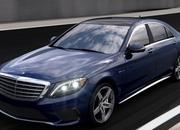 2014 Mercedes S63 AMG Configurator Launched - image 548190