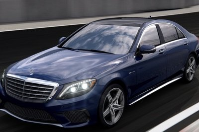 2014 Mercedes S63 AMG Configurator Launched Exterior - image 548190