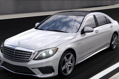 2014 Mercedes S63 AMG Configurator Launched Exterior - image 548191