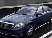2014 Mercedes S63 AMG Configurator Launched - image 548192