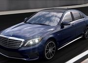 2014 Mercedes S63 AMG Configurator Launched - image 548193