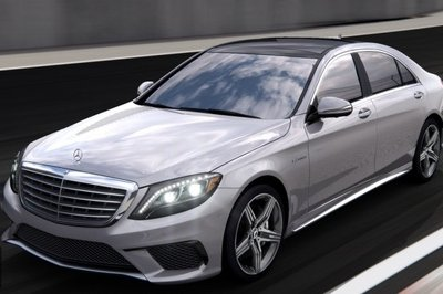 2014 Mercedes S63 AMG Configurator Launched Exterior - image 548189