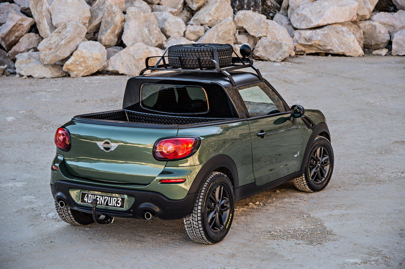 Mini Paceman Photos Pictures Pics Wallpapers Top Speed