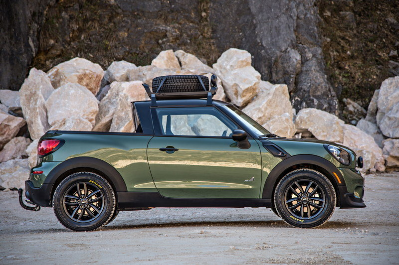 2014 MINI Paceman Adventure High Resolution Exterior - image 550782