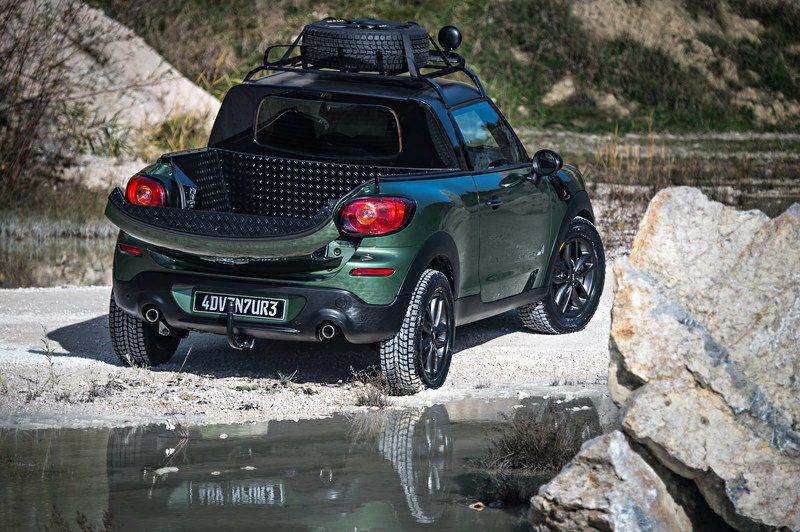 2014 MINI Paceman Adventure High Resolution Exterior - image 550764