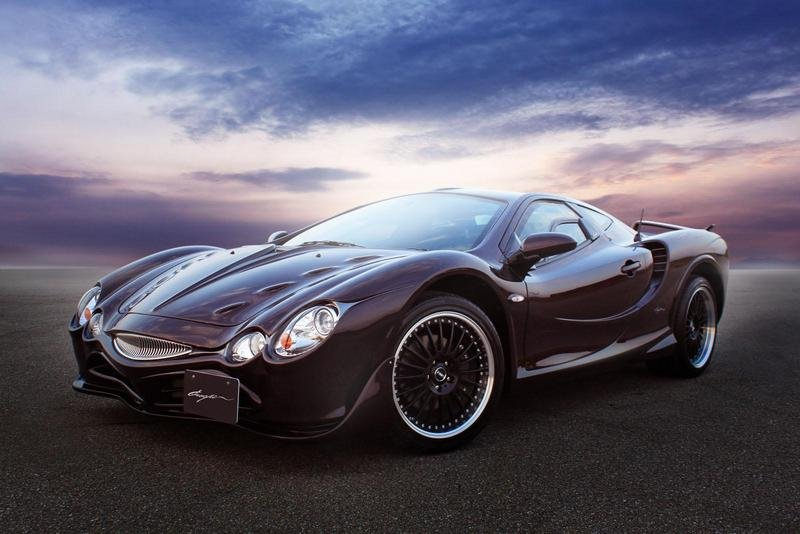 2014 Mitsuoka Orochi Final Edition High Resolution Exterior - image 550540
