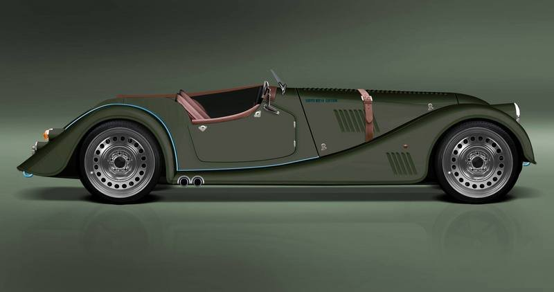 2014 Morgan Plus 8 Speedster Limited Edition