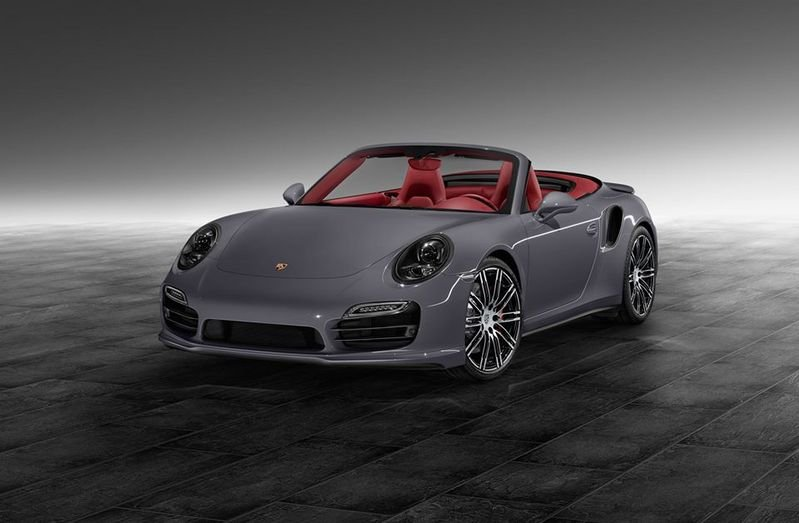2014 Porsche 911 Turbo Cabriolet by Porsche Exclusive