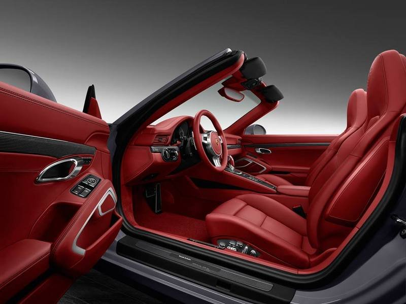2014 Porsche 911 Turbo Cabriolet by Porsche Exclusive Interior - image 547537