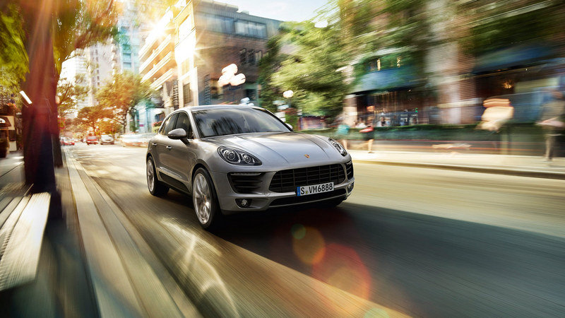Porsche Macan Gets a Four-Cylinder Engine, but Not for US Consumption Yet