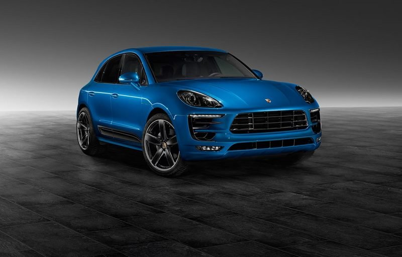 2015 Porsche Macan S by Porsche Exclusive