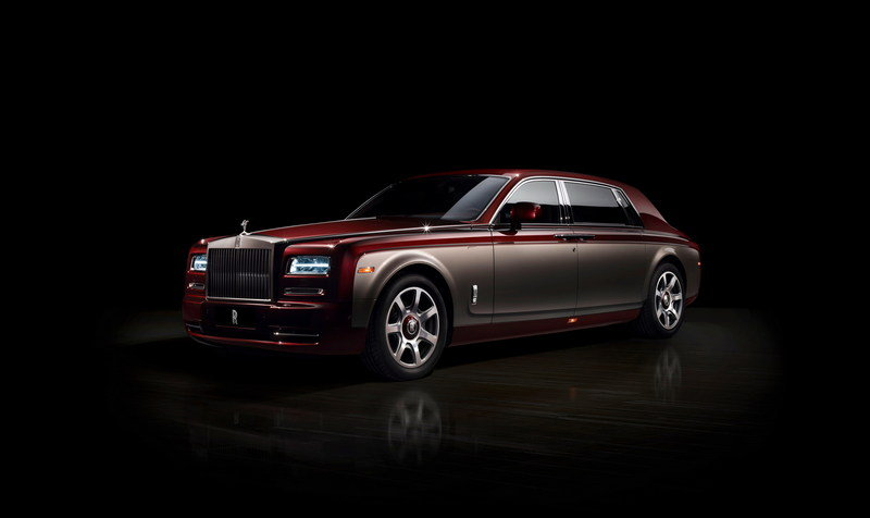 2014 Rolls Royce Pinnacle Travel Phantom