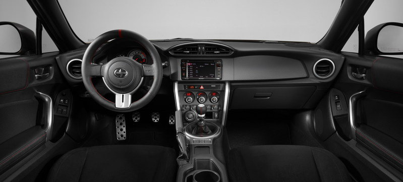 2015 Scion FR-S Release Series High Resolution Interior - image 549111