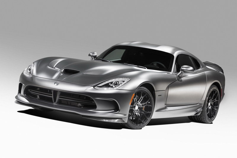 2014 SRT Viper Anodized Carbon Special Edition Time Attack