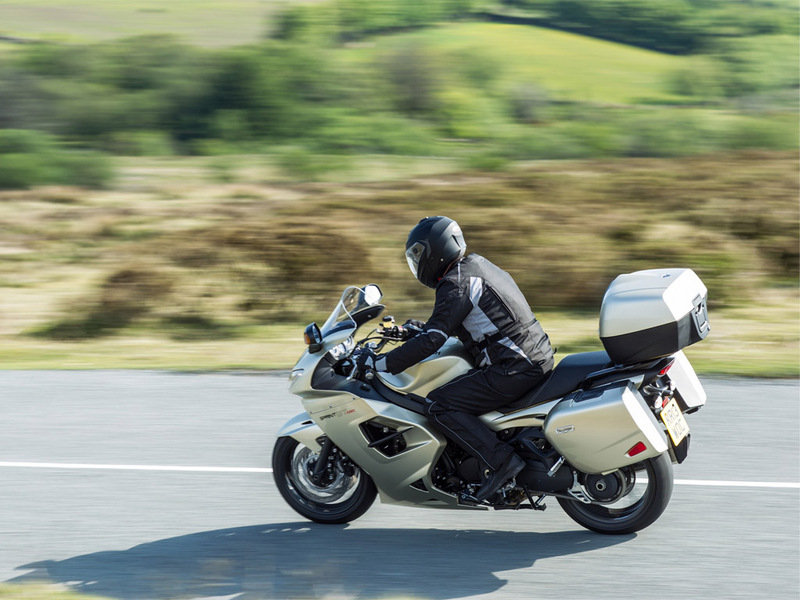 2014 Triumph Sprint GT High Resolution Exterior - image 549418