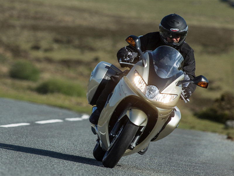 2014 Triumph Sprint GT High Resolution Exterior - image 549407
