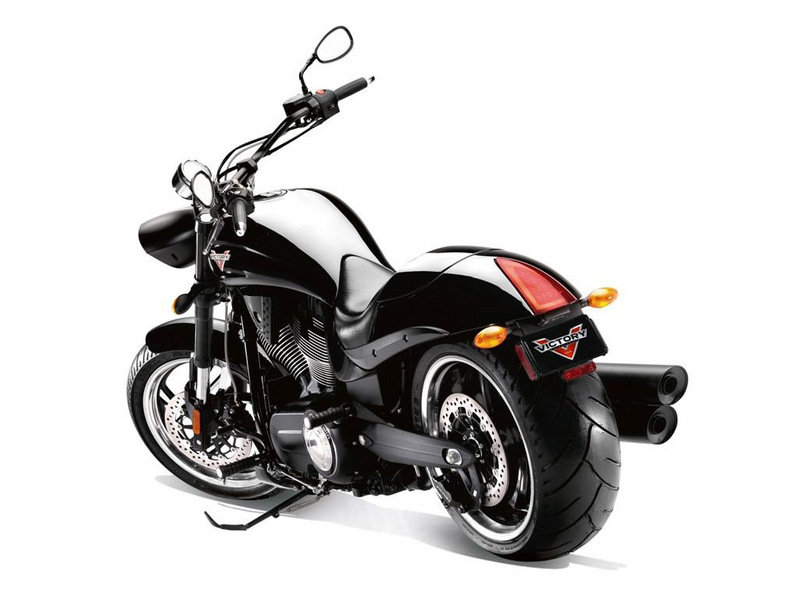 2014 Victory Hammer 8-Ball Exterior - image 548306