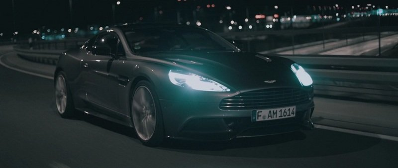"Video: Aston Martin - ""The Art Of Vanquish"""