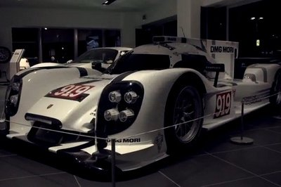 Video: Porsche 917, 918 Spyder and 919 Hybrid - One Big Happy Family