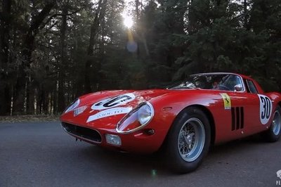 Video: Petrolicious Pays Tribute to the 1964 Ferrari 250 GTO
