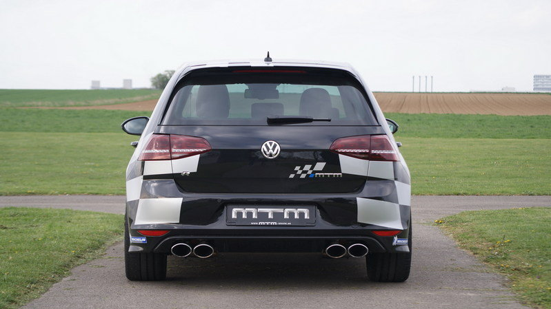 2014 Volkswagen Golf 7 R 4Motion By MTM High Resolution Exterior - image 550827