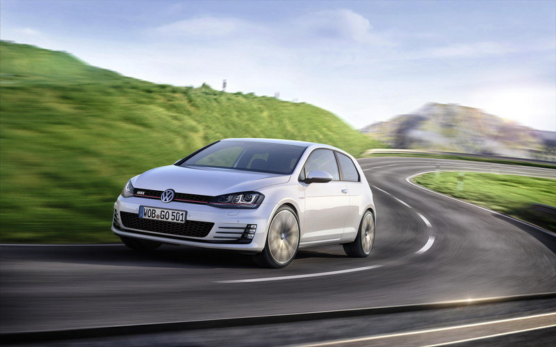 2015 Volkswagen Golf GTI High Resolution Exterior Wallpaper quality - image 549004