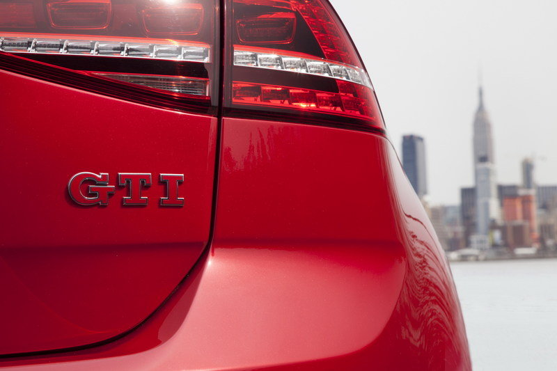 2015 Volkswagen Golf GTI Emblems and Logo Exterior - image 548993