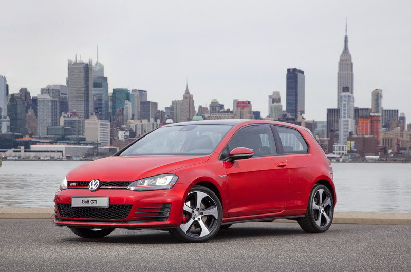 2015 Volkswagen Golf GTI High Resolution Exterior - image 548996