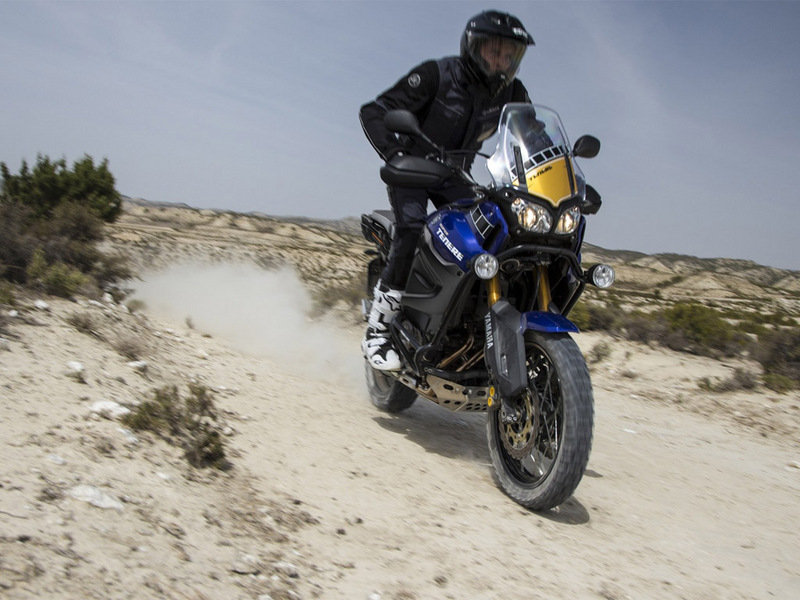 2014 Yamaha Super Tenere Worldcrosser High Resolution Exterior - image 550481