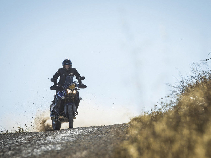 2014 Yamaha Super Tenere Worldcrosser High Resolution Exterior - image 550482