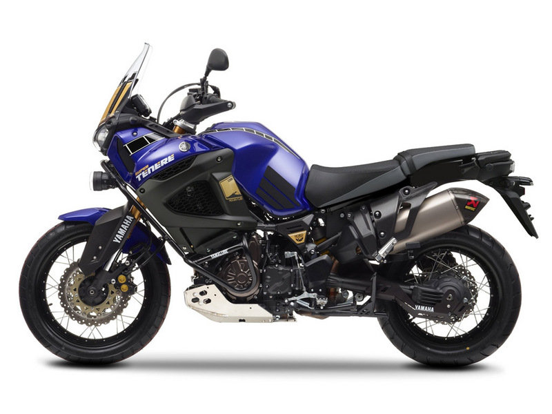 2014 Yamaha Super Tenere Worldcrosser High Resolution Exterior - image 550483