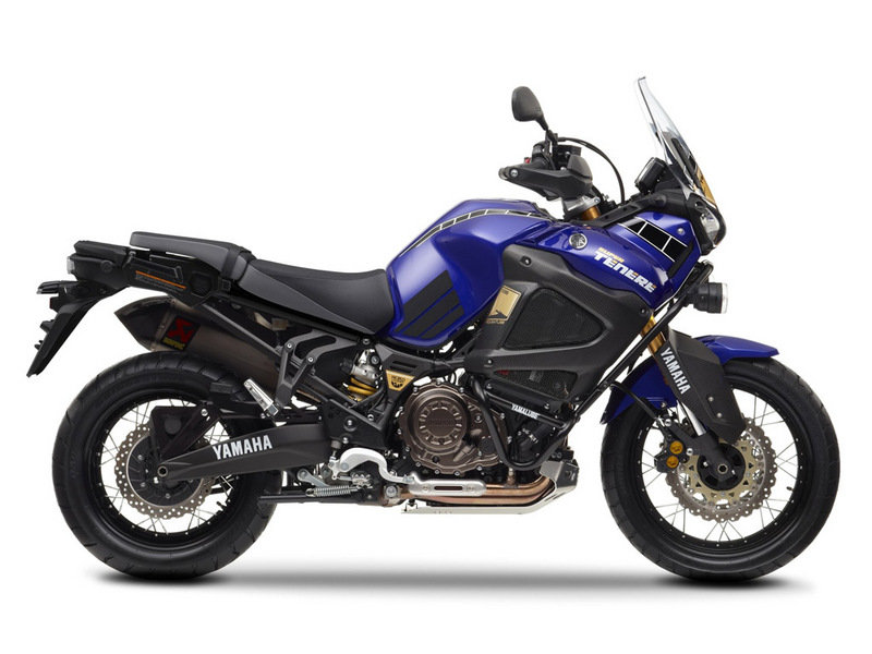 2014 Yamaha Super Tenere Worldcrosser High Resolution Exterior - image 550485