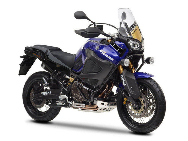 2014 Yamaha Super Tenere Worldcrosser High Resolution Exterior - image 550486
