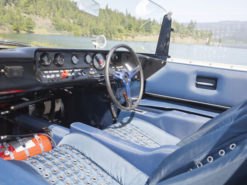 1965 Ford GT40 Roadster Interior - image 553822
