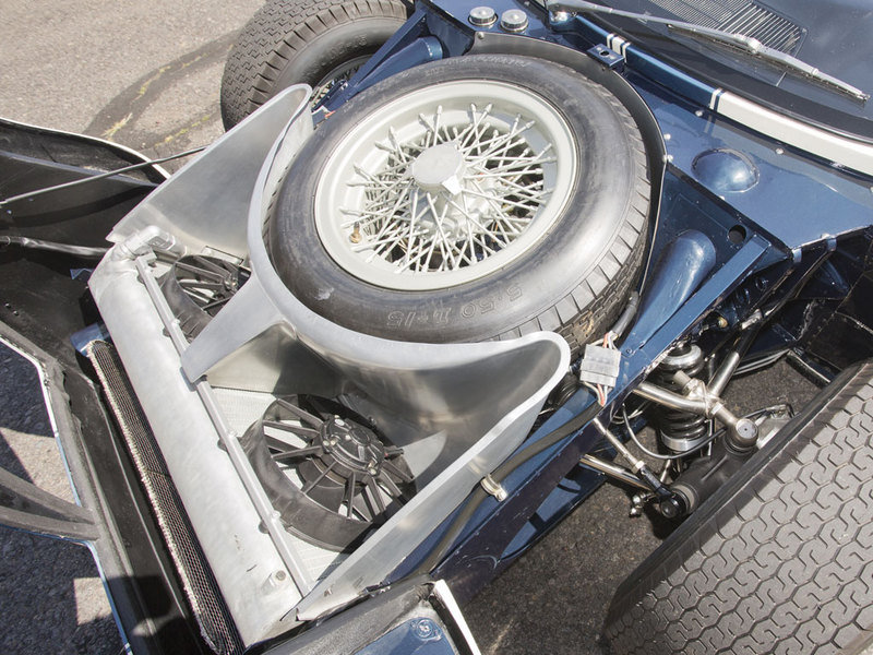 1965 Ford GT40 Roadster Exterior - image 553828