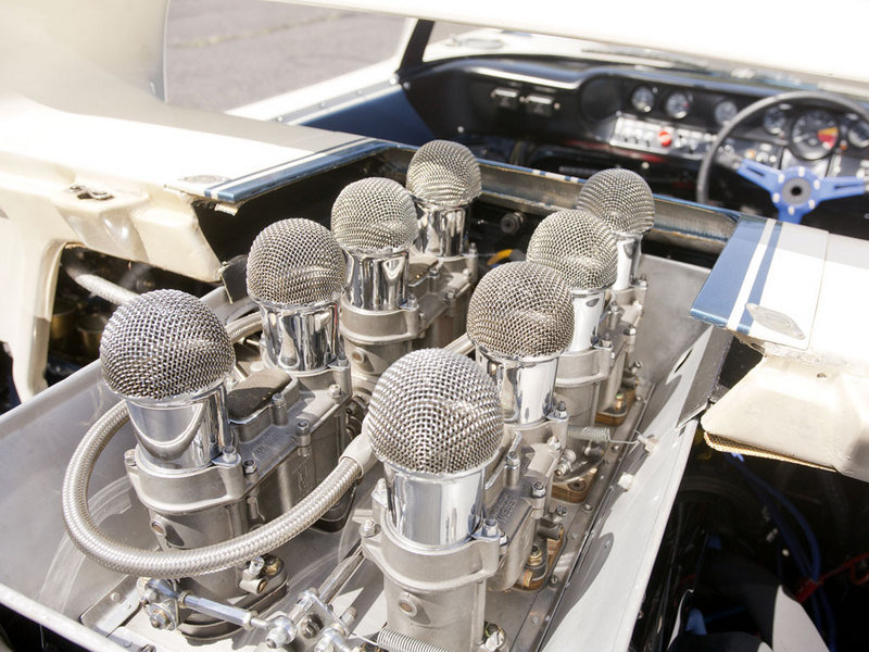 1965 Ford GT40 Roadster Drivetrain - image 553829