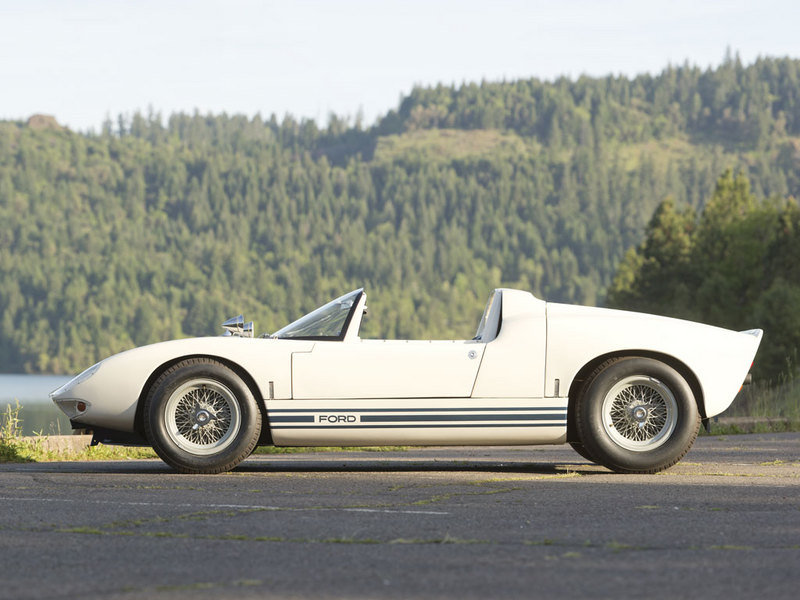 1965 Ford GT40 Roadster Exterior - image 553816