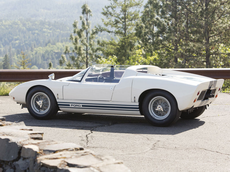 1965 Ford GT40 Roadster Exterior - image 553813